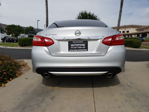 2016 Nissan Altima 2.5   San Luis Obispo, CA   Auto Park Sales & Service in San Luis Obispo, CA