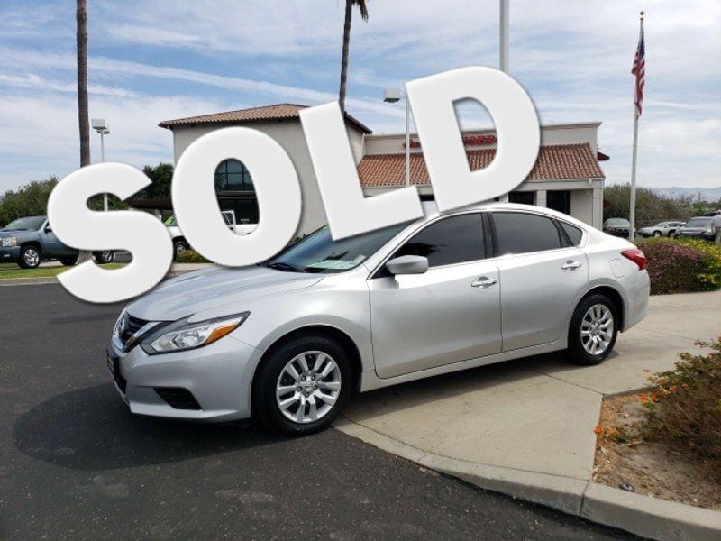 2016 Nissan Altima 2.5   San Luis Obispo, CA   Auto Park Sales & Service in San Luis Obispo CA
