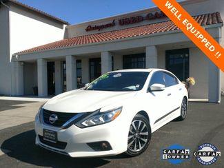 2016 Nissan Altima 2.5 SV | San Luis Obispo, CA | Auto Park Sales & Service in San Luis Obispo CA