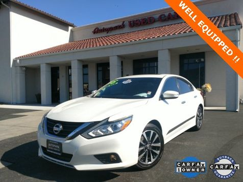 2016 Nissan Altima 2.5 SV | San Luis Obispo, CA | Auto Park Sales & Service in San Luis Obispo, CA
