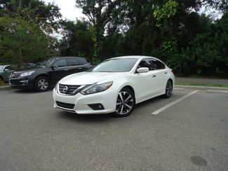2016 Nissan Altima 2.5 SR LEATHER SEFFNER, Florida