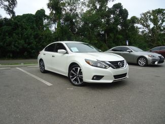 2016 Nissan Altima 2.5 SR LEATHER SEFFNER, Florida 8