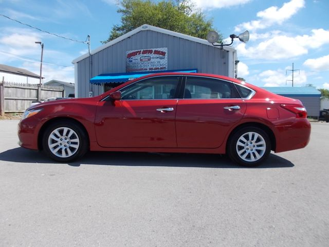 2016 Nissan Altima 2.5 S Shelbyville, TN 1