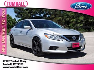 2016 Nissan Altima in Tomball, TX 77375