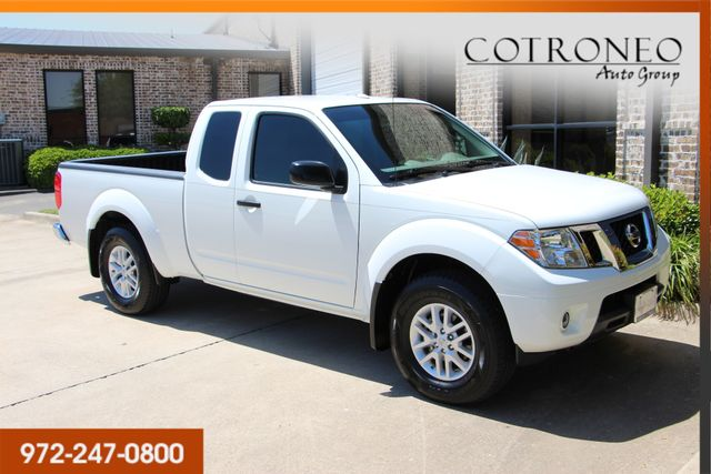 2016 Nissan Frontier SV King Cab 4WD
