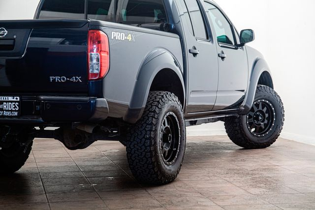 2016 Nissan Frontier PRO-4X Lifted With Upgrades in Addison, TX 75001