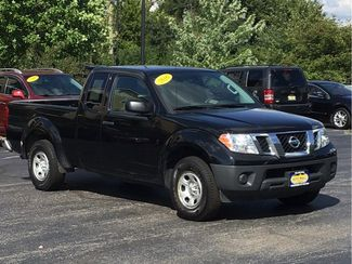 2016 Nissan Frontier S | Champaign, Illinois | The Auto Mall of Champaign in Champaign Illinois