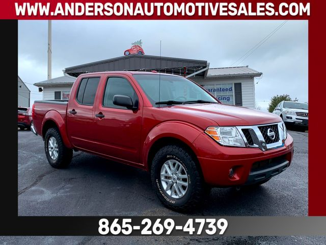 2016 Nissan Frontier SV in Clinton, TN 37716