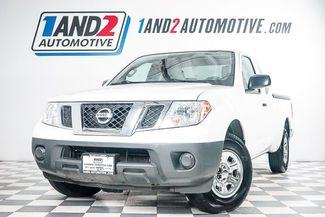 2016 Nissan Frontier S King Cab I4 5AT 2WD in Dallas TX