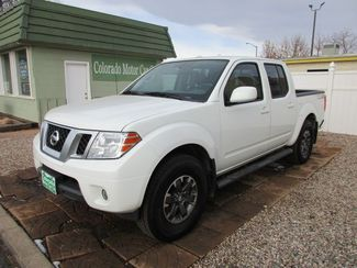 2016 Nissan Frontier PRO-4X in Fort Collins, CO 80524