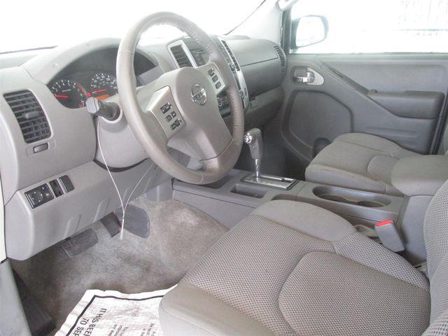 2016 Nissan Frontier SV Gardena, California 4