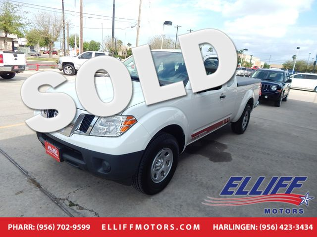 2016 Nissan Frontier S Ext Cab