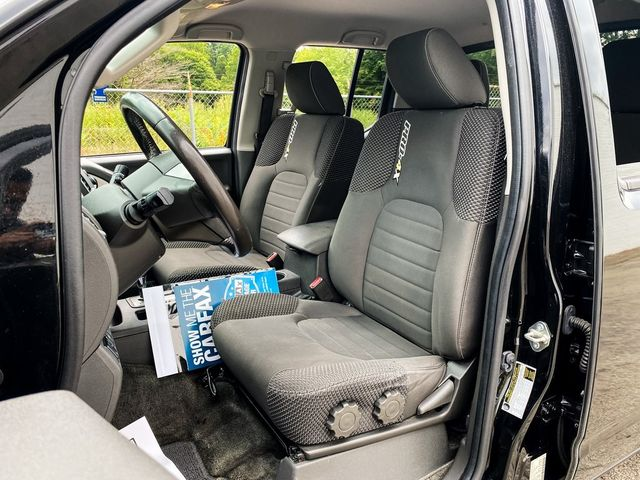 2016 Nissan Frontier PRO-4X Madison, NC 27