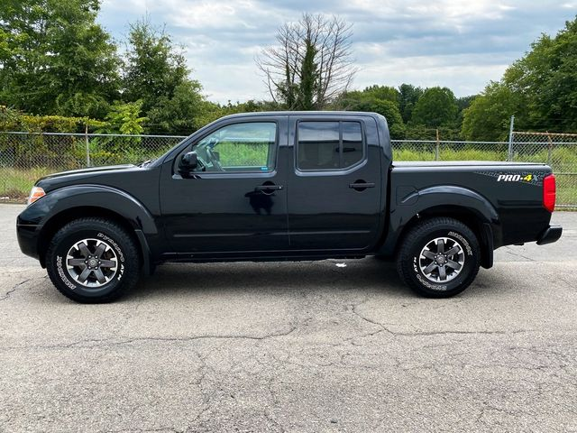 2016 Nissan Frontier PRO-4X Madison, NC 4