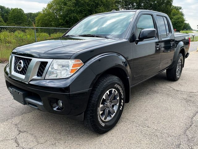 2016 Nissan Frontier PRO-4X Madison, NC 5