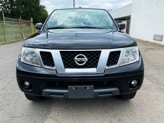 2016 Nissan Frontier PRO-4X Madison, NC 6