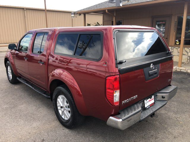 2016 Nissan Frontier SV in Marble Falls, TX 78654