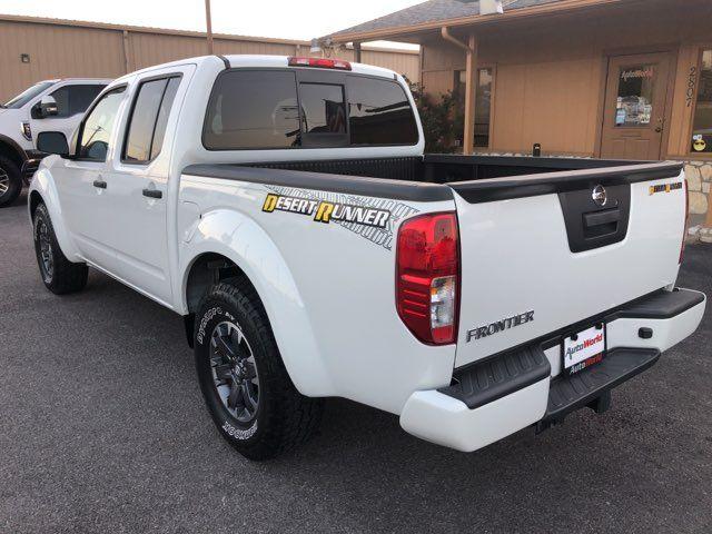2016 Nissan Frontier Desert Runner in Marble Falls, TX 78654