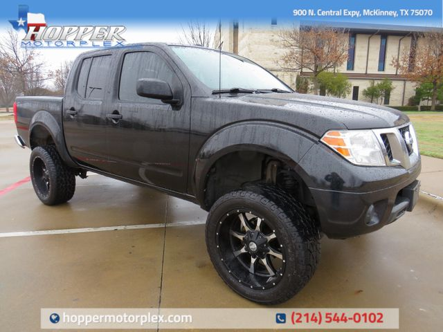 2016 Nissan Frontier SV Lift/Wheels and tires