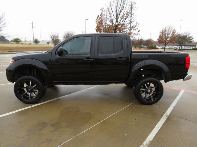 2016 Nissan Frontier SV Lift/Wheels and tires in McKinney, Texas 75070