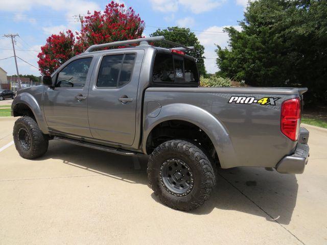 2016 Nissan Frontier PRO-4X in McKinney, Texas 75070