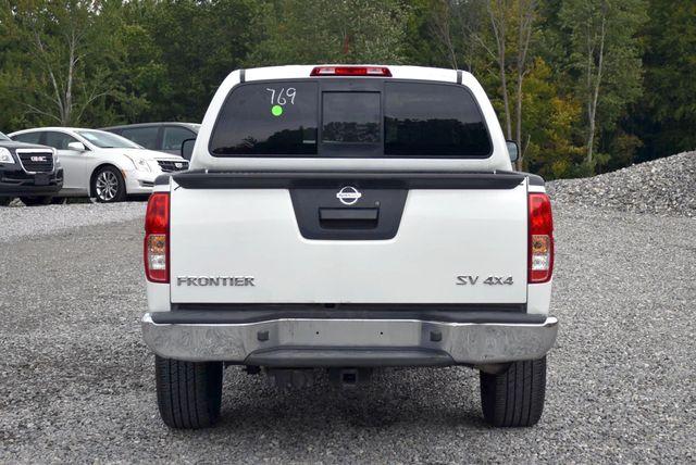 2016 Nissan Frontier SV Naugatuck, Connecticut 3