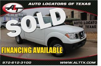 2016 Nissan Frontier S   Plano, TX   Consign My Vehicle in  TX