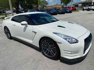 2016 Nissan GT-R PREMIUM PEARL WHITE E85 KIT STAINLESS PIPES  Plant City Florida  Bayshore Automotive   in Plant City, Florida