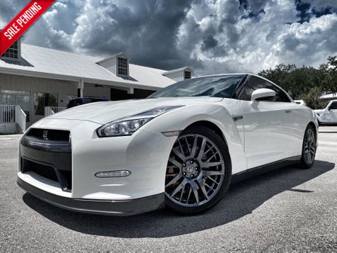 2016 Nissan GT-R PREMIUM PEARL WHITE E85 KIT STAINLESS PIPES in Plant City, Florida