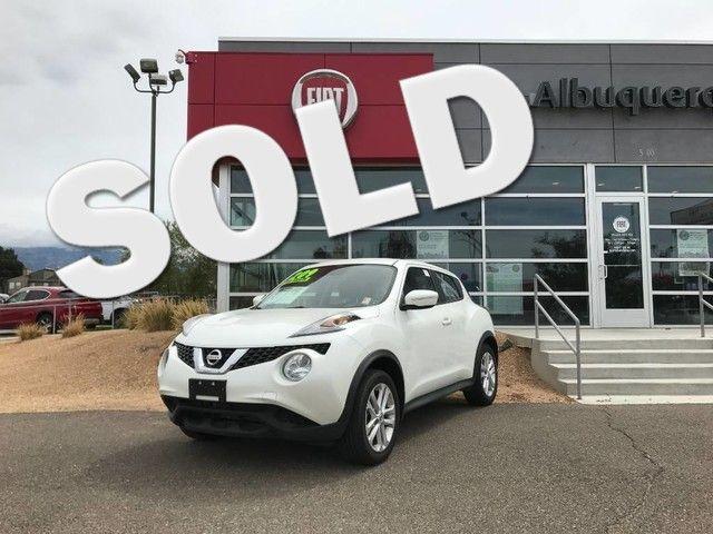 2016 Nissan JUKE SL in Albuquerque New Mexico, 87109