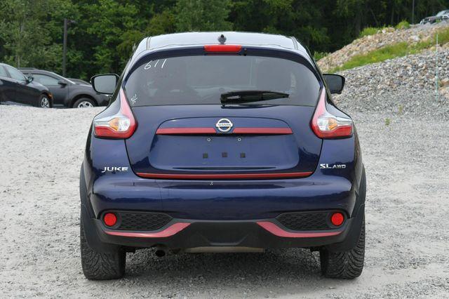 2016 Nissan JUKE SL Naugatuck, Connecticut 5