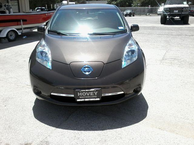 2016 Nissan LEAF SV San Antonio, Texas 2