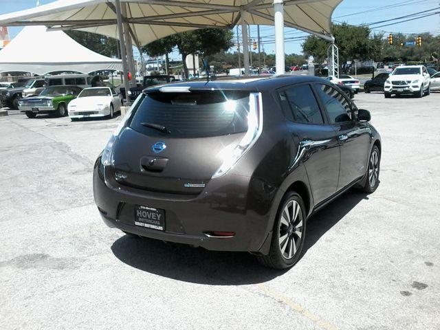 2016 Nissan LEAF SV San Antonio, Texas 5