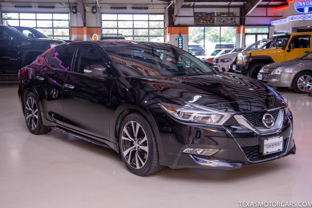 2016 Nissan Maxima 3.5 Platinum in Addison, Texas 75001