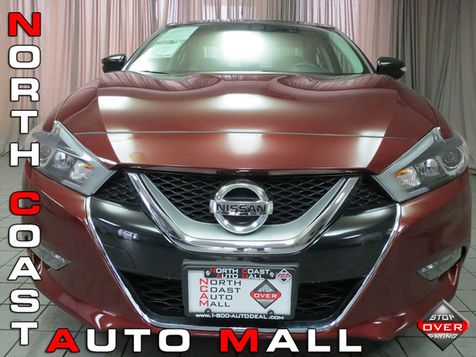 2016 Nissan Maxima 3.5 SL in Akron, OH