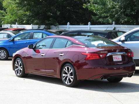 2016 Nissan Maxima 3.5 SL Coulis Red Leather/Navigation/Panoramic  in Ankeny, IA