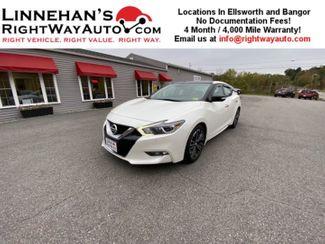 2016 Nissan Maxima 3.5 Platinum in Bangor, ME 04401