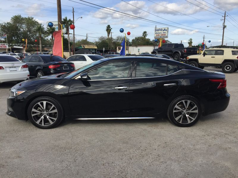 2016 Nissan Maxima 35 Platinum  Brownsville TX  English Motors  in Brownsville, TX