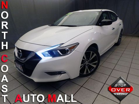 2016 Nissan Maxima 3.5 S in Cleveland, Ohio