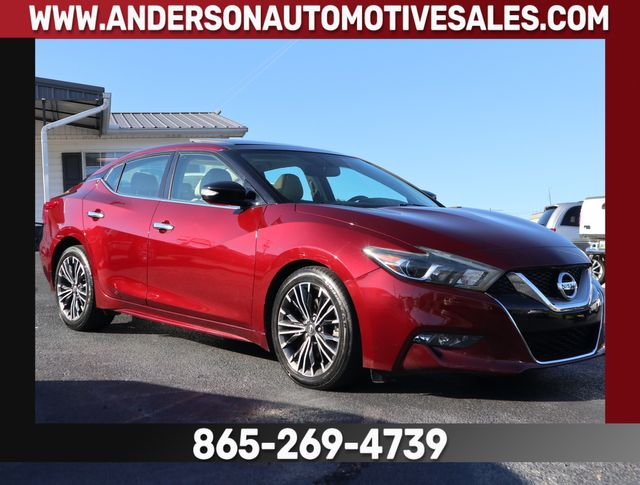 2016 Nissan Maxima 3.5 SL in Clinton, TN 37716
