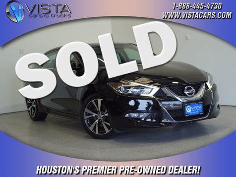 2016 Nissan Maxima 3.5 Platinum in Houston, Texas