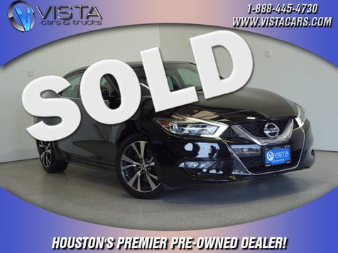 2016 Nissan Maxima 3.5 Platinum in Houston, Texas