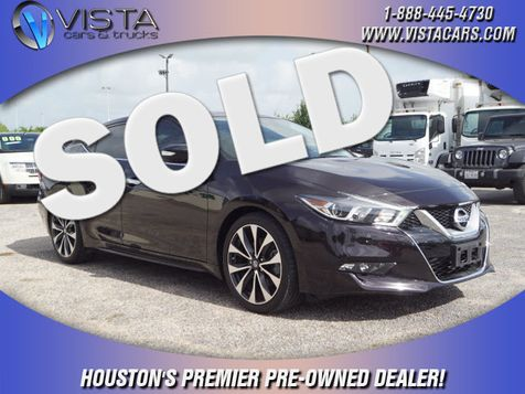 2016 Nissan Maxima 3.5 SR in Houston, Texas