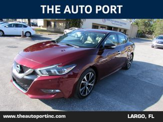 2016 Nissan Maxima 3.5 SV W/NAVI in Largo, Florida 33773