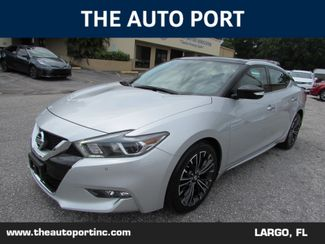 2016 Nissan Maxima 3.5 SL W/NAVI in Largo, Florida 33773