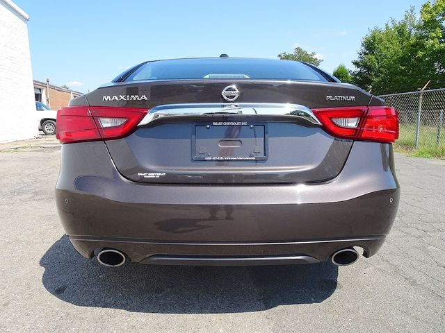 2016 Nissan Maxima 3.5 Platinum Madison, NC 3