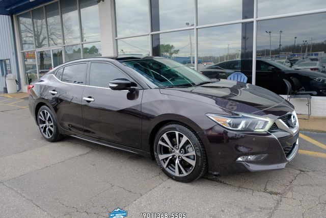 2016 Nissan Maxima 3.5 SL in Memphis, Tennessee 38115