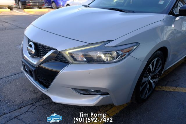 2016 Nissan Maxima Platinum W/PANO ROOF NAVIGATION in Memphis, Tennessee 38115