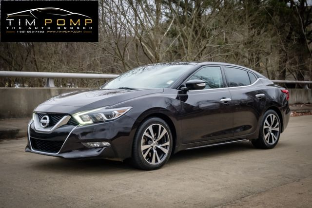 2016 Nissan Maxima 3.5 SL PANO ROOF LEATHER