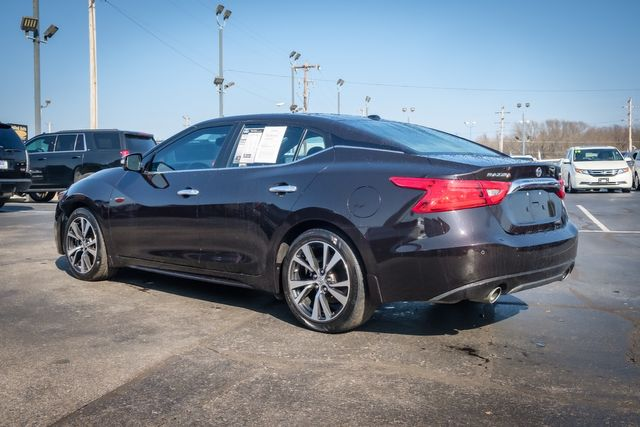 2016 Nissan Maxima 3.5 Platinum in Memphis, Tennessee 38115